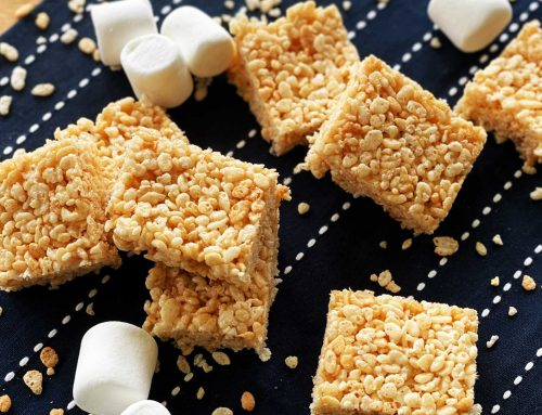 Jamie's Rice Krispie Treats